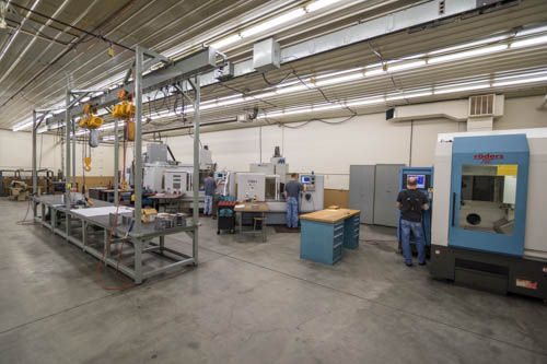 Paradigme Engineering Machining centers